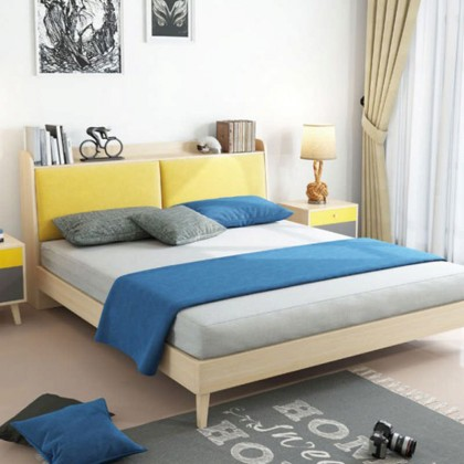 Creative Simple Bed King Size